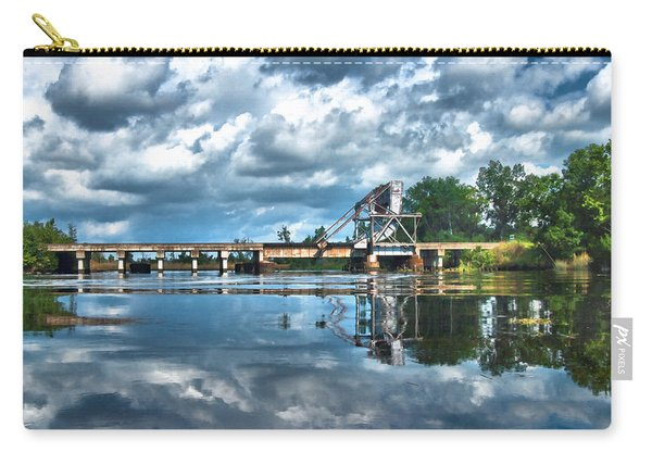 Ashepoo Train Trestle Carry-all Pouch