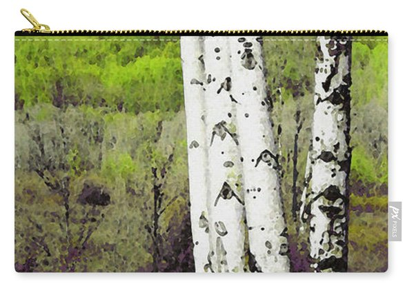 Aspens 4 Carry-all Pouch