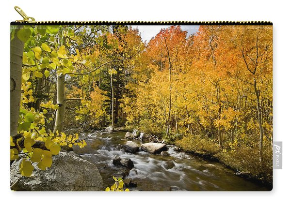 Aspens At Bishop Creek Carry-all Pouch
