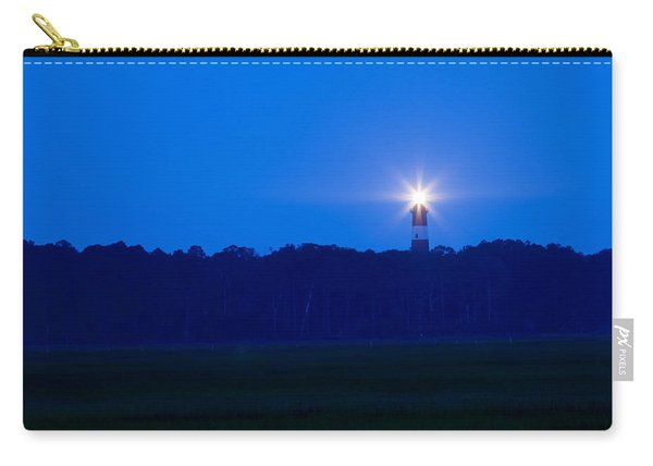 Assateague Lighthouse At Dawn Carry-all Pouch
