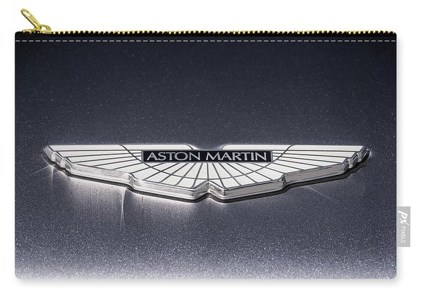 Aston Martin Badge Carry-all Pouch