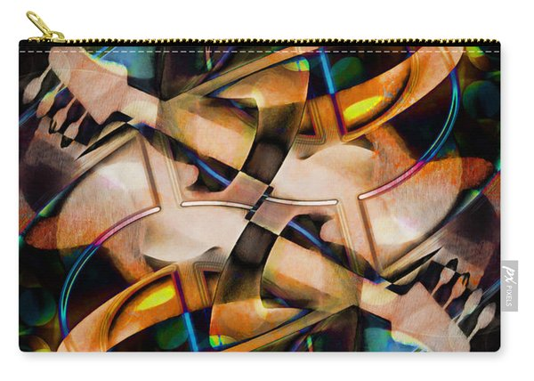 Asturias In G Minor Abstract Carry-all Pouch