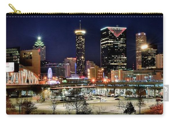 Atlanta Panoramic View Carry-all Pouch