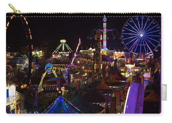 Atop The Carnival Carry-all Pouch