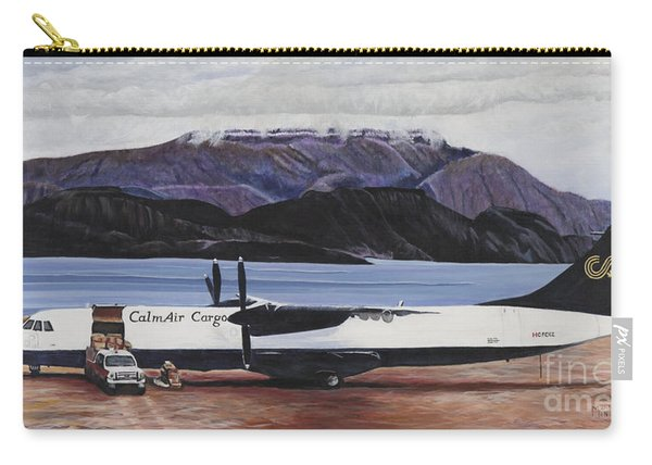 Atr 72 - Arctic Bay Carry-all Pouch