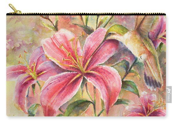 Attractive Fragrance Carry-all Pouch