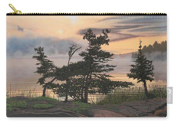 Auburn Evening Carry-all Pouch