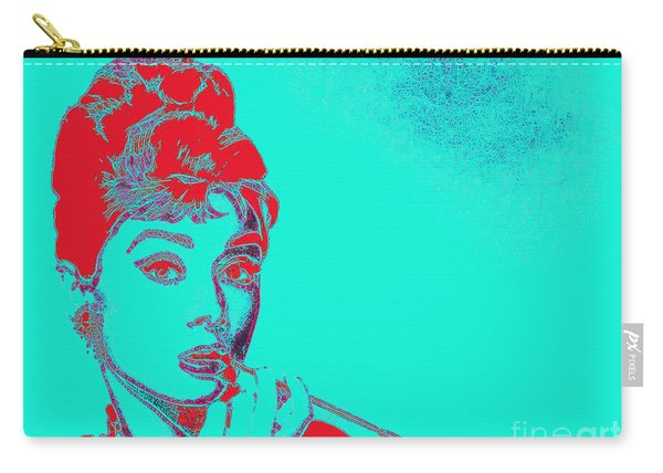 Audrey Hepburn 20130330v2p128 Carry-all Pouch