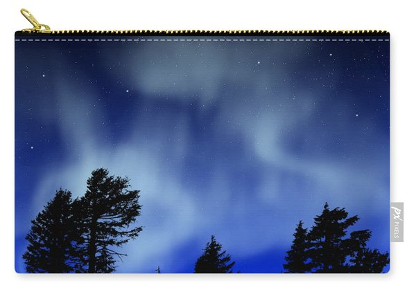 Aurora Borealis Wall Mural Carry-all Pouch