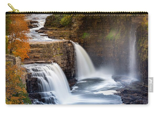 Ausable Chasm Waterfall Carry-all Pouch