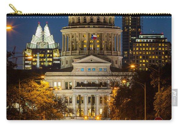 Austin Congress Avenue Carry-all Pouch