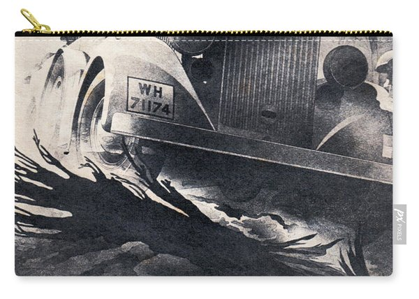 Auto Union Carry-all Pouch