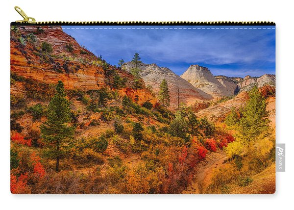 Autumn Arroyo Carry-all Pouch