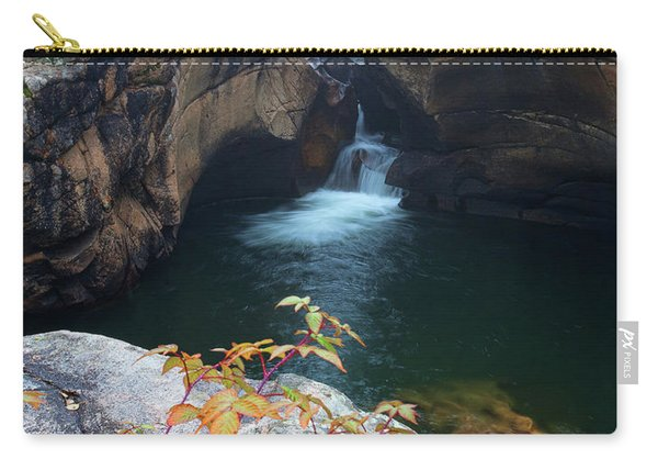 Autumn At The Grotto Carry-all Pouch
