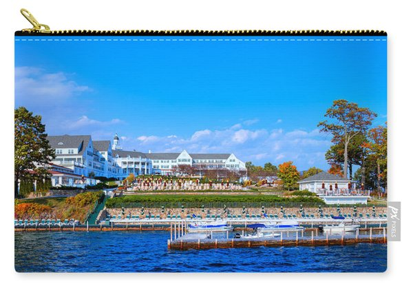 Autumn At The Sagamore Hotel - Lake George New York Carry-all Pouch