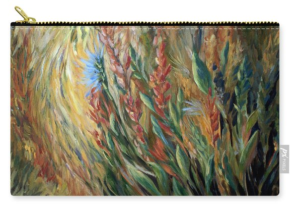 Autumn Bloom Carry-all Pouch