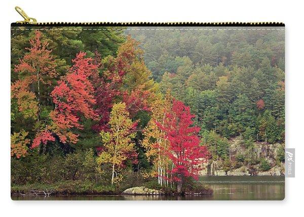 Autumn Breath Carry-all Pouch