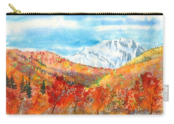 Autumn Colors Carry-all Pouch