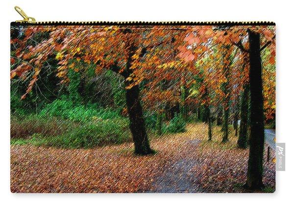 Autumn Entrance To Muckross House Killarney Carry-all Pouch