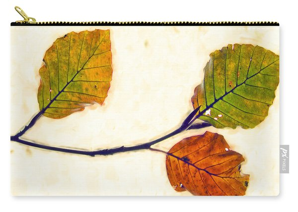 Autumn Etchings 3 Carry-all Pouch