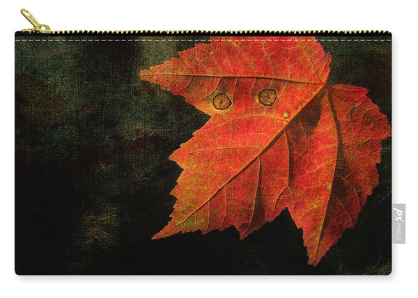 Autumn Eyes Carry-all Pouch