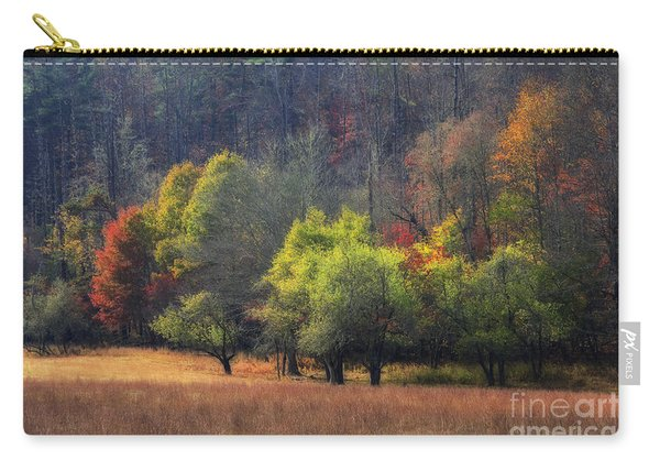 Autumn Field Carry-all Pouch