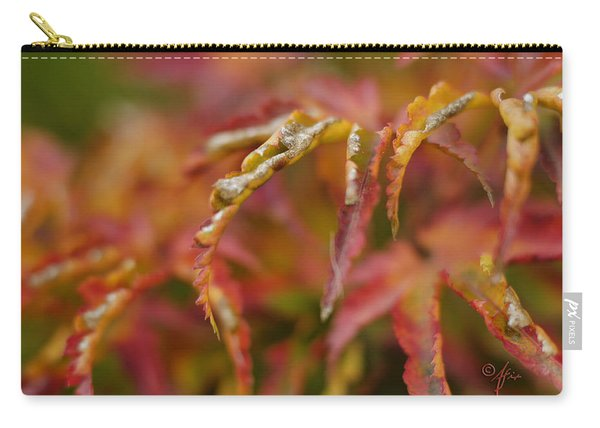 Autumn Fingers Carry-all Pouch