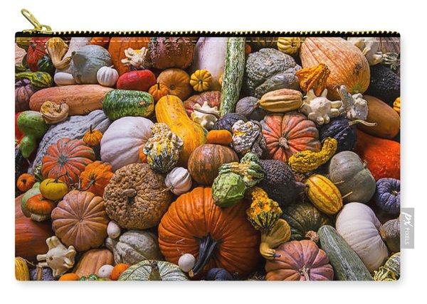 Autumn Harvest Pile Carry-all Pouch