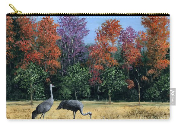 Autumn In Florida Carry-all Pouch