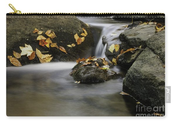 Autumn In Hackelbarney II Carry-all Pouch