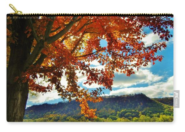 Autumn In Minnesota Carry-all Pouch