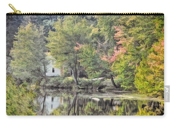 Autumn In Pastel Carry-all Pouch
