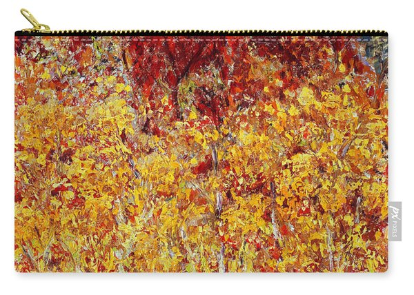 Autumn In The Pioneer Valley Carry-all Pouch