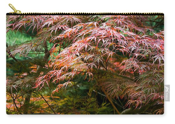 Autumn Is Here Carry-all Pouch