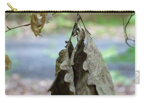 Autumn Leaves In Summer Carry-all Pouch