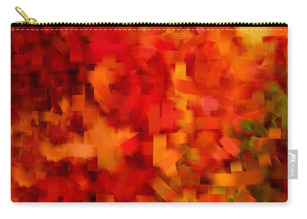 Autumn On My Mind Carry-all Pouch
