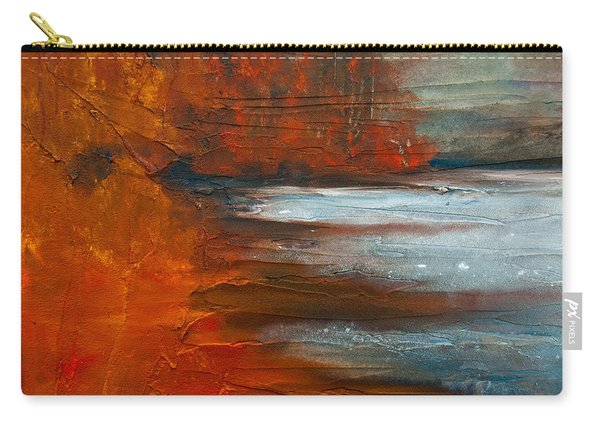 Autumn On The Sound Carry-all Pouch