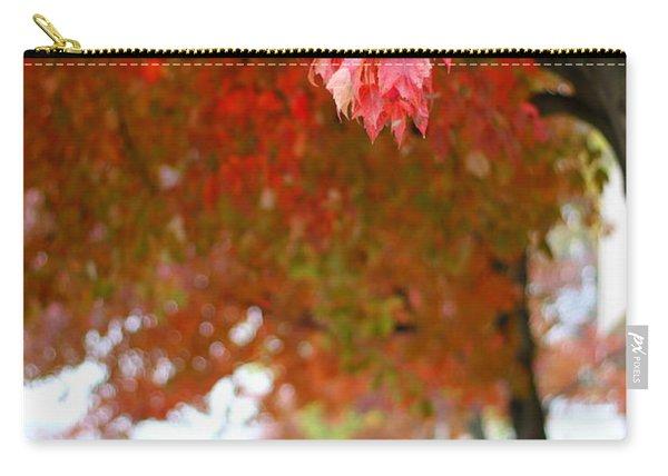 Autumn Sidewalk Carry-all Pouch