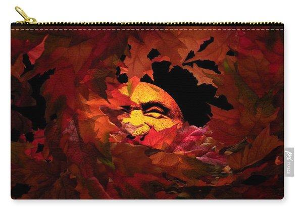 Autumn Sun Carry-all Pouch