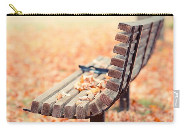 Autumn The Years Last Loveliest Smile Carry-all Pouch