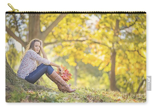 Autumnalia Carry-all Pouch