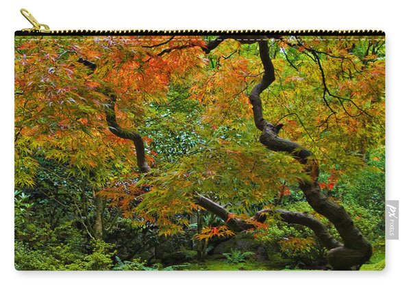 Autumn's Paintbrush Carry-all Pouch