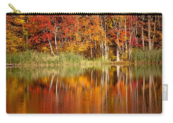 Autumns True Colors Carry-all Pouch