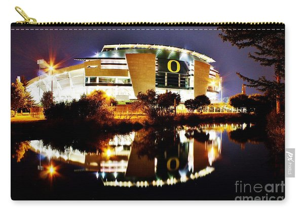 Autzen At Night Carry-all Pouch