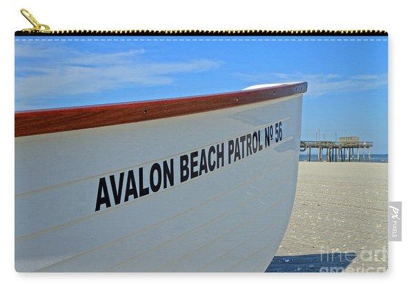 Avalon Beach Carry-all Pouch