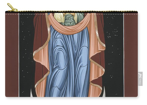 Ave Maris Stella  Hail Star Of The Sea 044 Carry-all Pouch