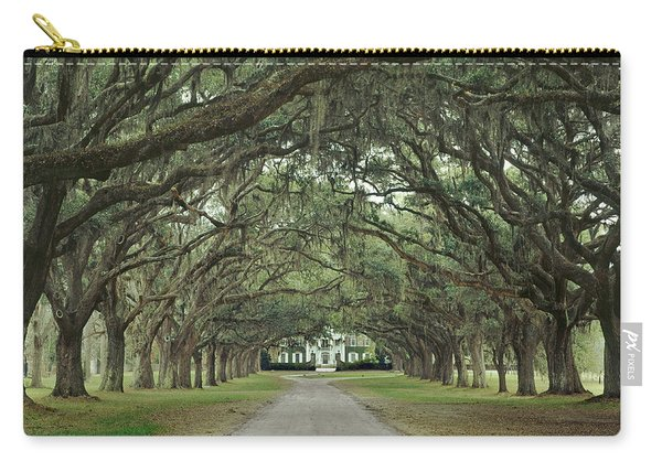 147706-avenue Of The Oaks  Carry-all Pouch