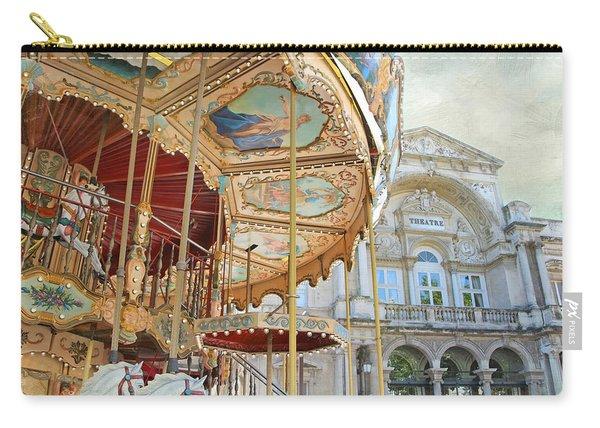 Avignon Carousel Carry-all Pouch