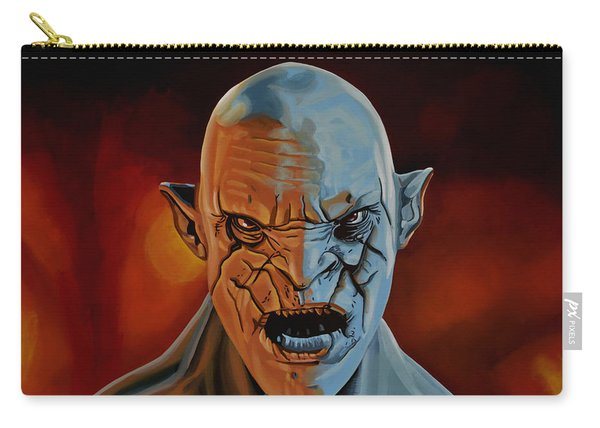Azog The Orc Painting Carry-all Pouch