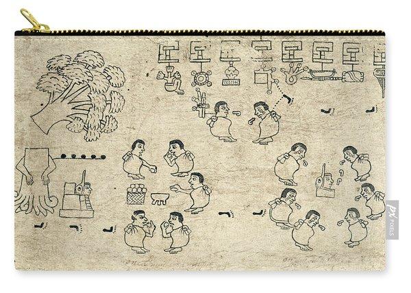 Aztec Migration Carry-all Pouch